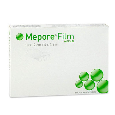 Mepore Tattoo-Folienverband – 10 cm x 12 cm