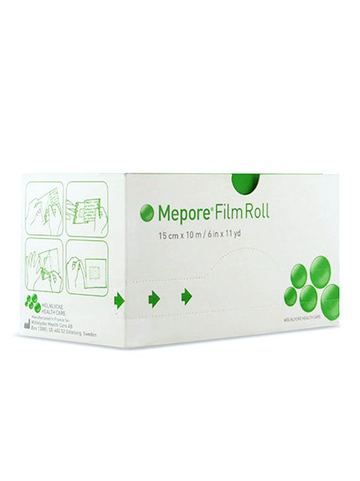 Mepore Film Roll Tattoverband - 15cm x 10m