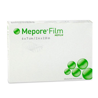 Mepore Tattoo-Folienverband - 6cm x 7cm